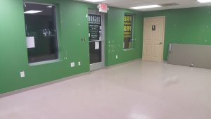 Empty 1330 Office