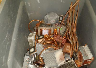 Aluminum & Copper