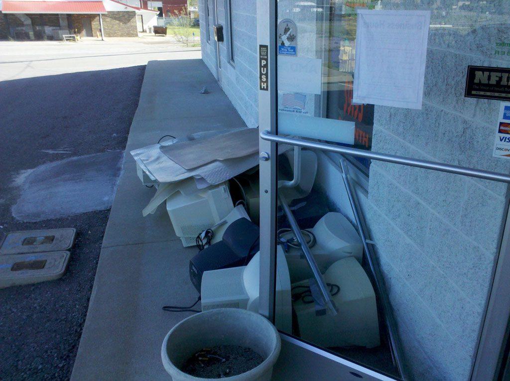 Front Door Scrap