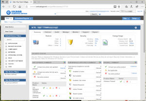 Managed Services Sites Overview