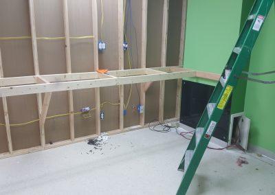 Work Bench Frame