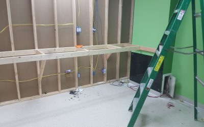 New Office Build-Out