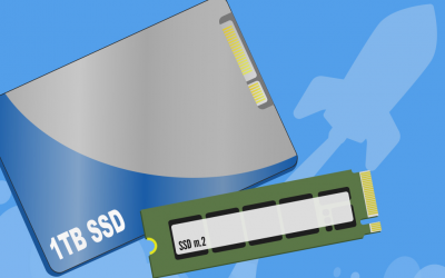 SSD: Make Your Old Computer Your New Computer