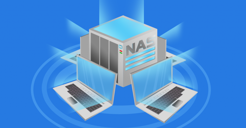 Cloud Storage or Local Server - The Best of Both