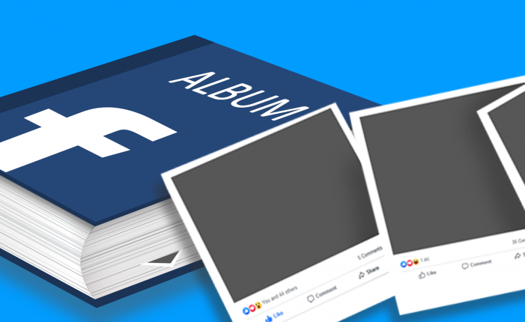 Facebook is for Sharing, Not Storing