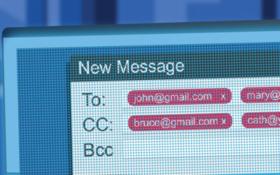 Do You Copy? What Can Go Wrong with BCC