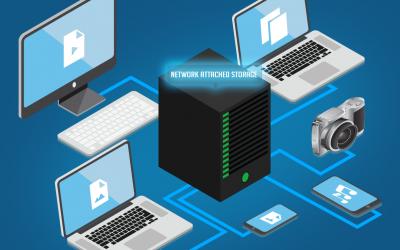 Streamline Digital Media Storage with NAS