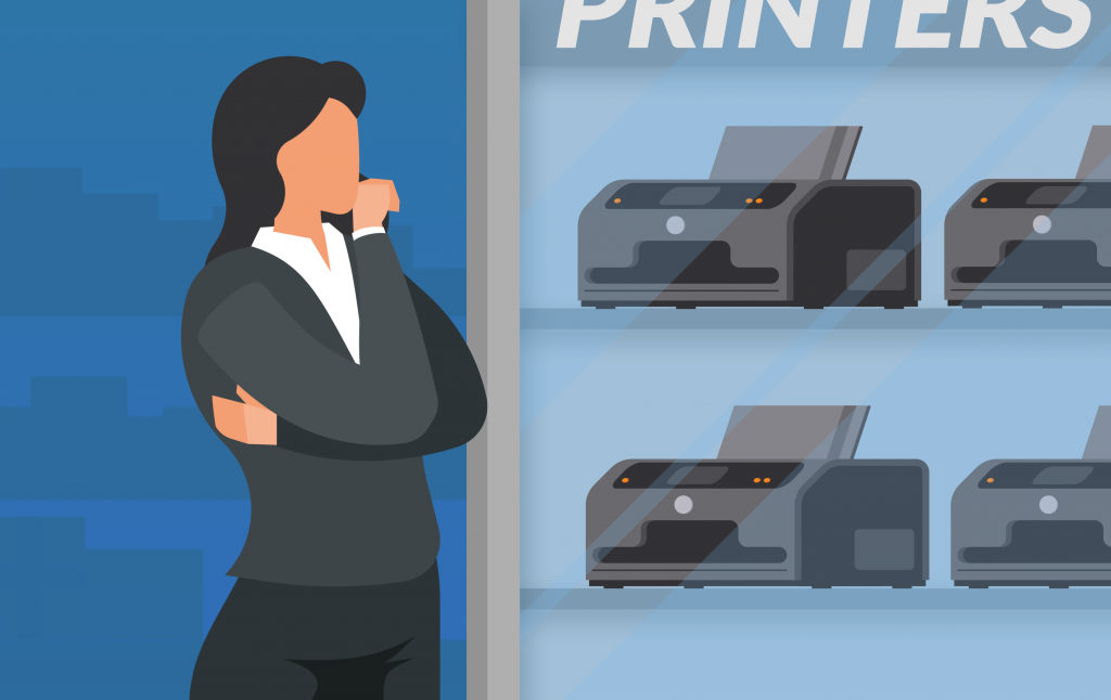 Five Tips to Get the Right Printer for You